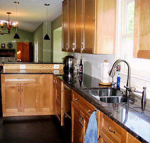 Kitchen Remodels by Schaffer Construction in Leesburg Virginia